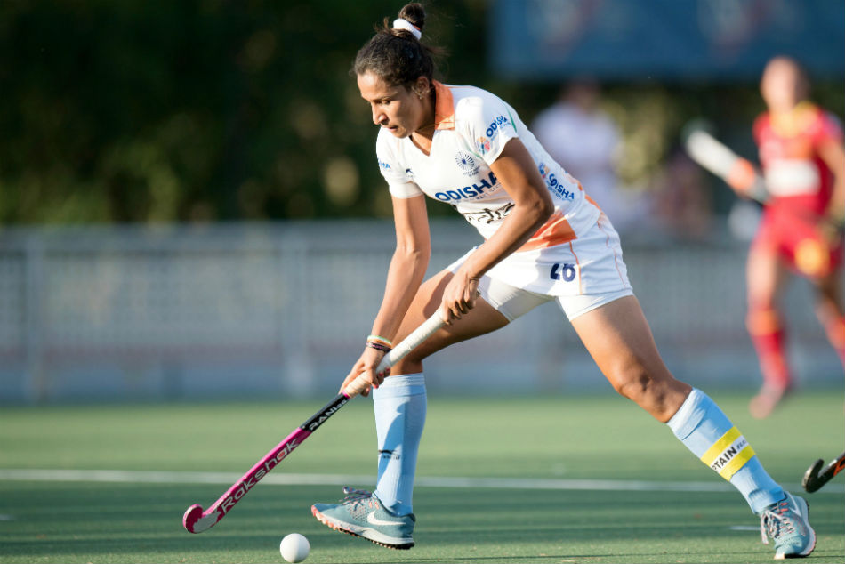Indian Women Lose 0 4 To Korea In Inconsequential 3rd Match Of Hockey Series