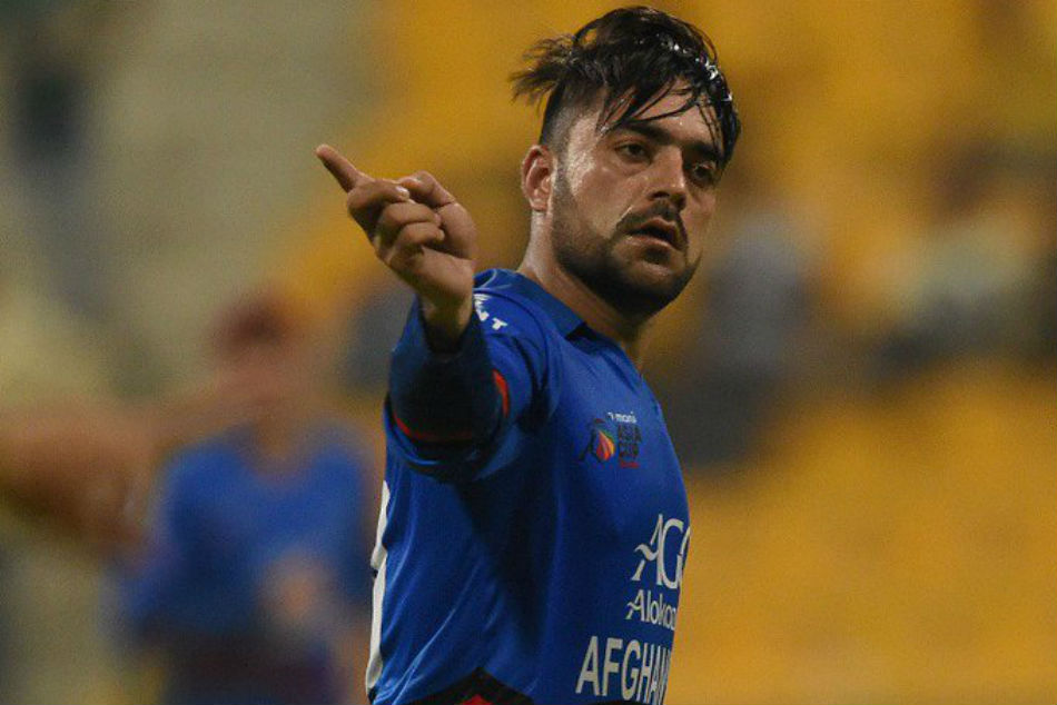 Icc World Cup 2019 Rashid Khan Puts A Positive Spin On Afghanistan Wc Bid