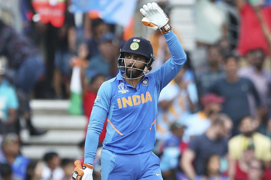 India all-rounder Ravindra Jadeja was the only batsman to stand out in a dismal performance