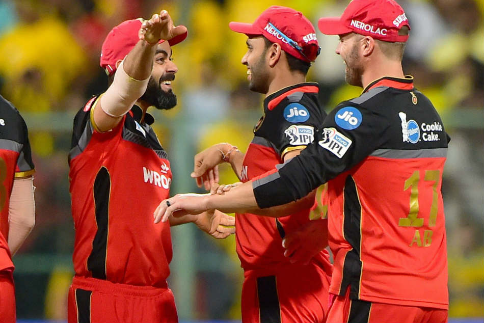 Ipl 2019 Rcb Vs Srh Hetmyer Gurkeerat Pull Of Four Wicket Win To Help Bangalore Finish Season