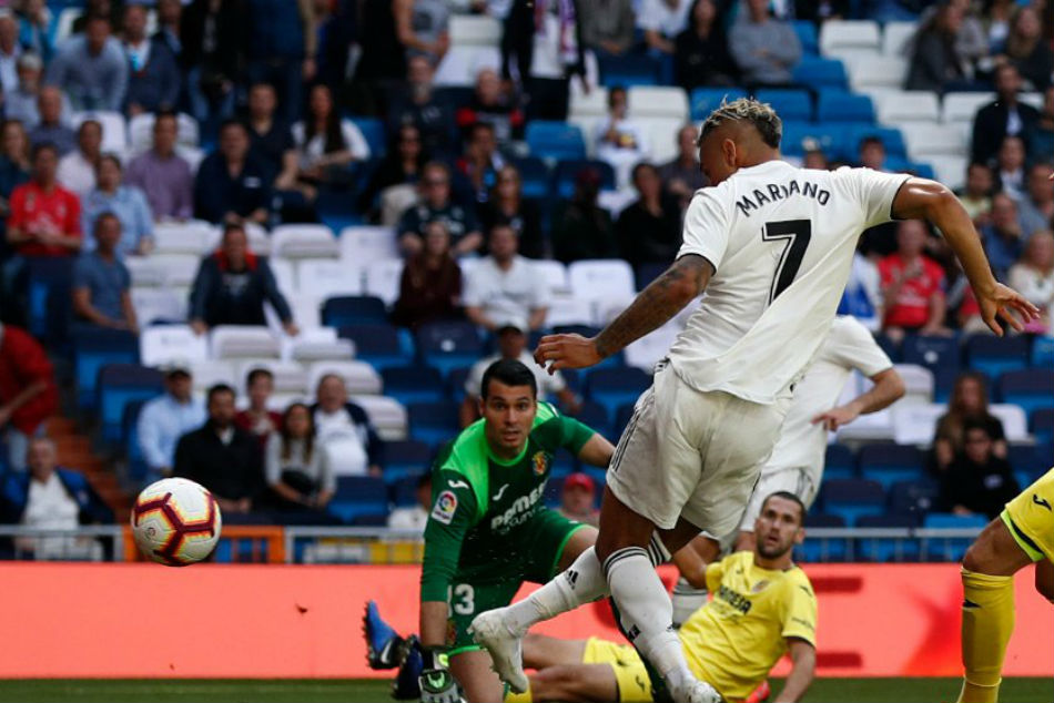 Mariano Diaz Stars In Real Madrid S Victory