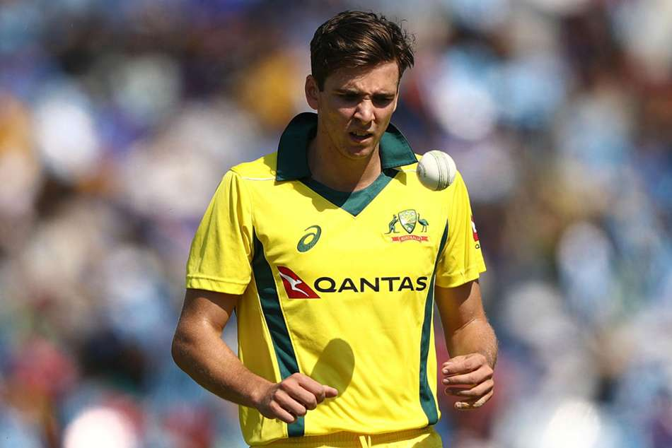 Australia paceman Jhye Richardson suffers shoulder injury