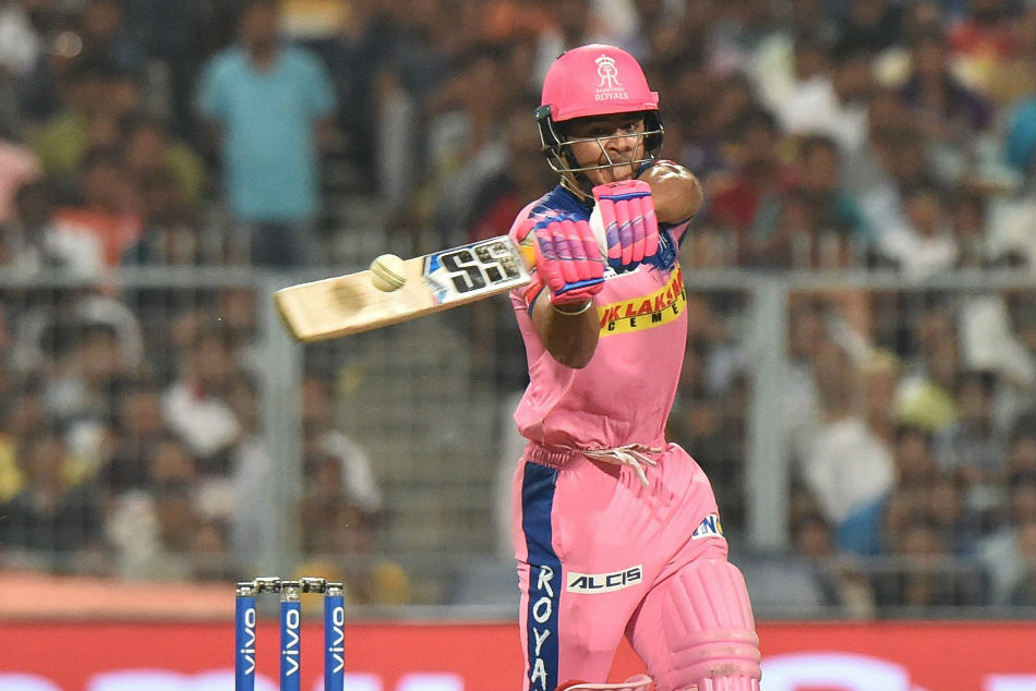Rajasthan Royals Riyan Parag became the youngest player to score a half-century in the history of IPL