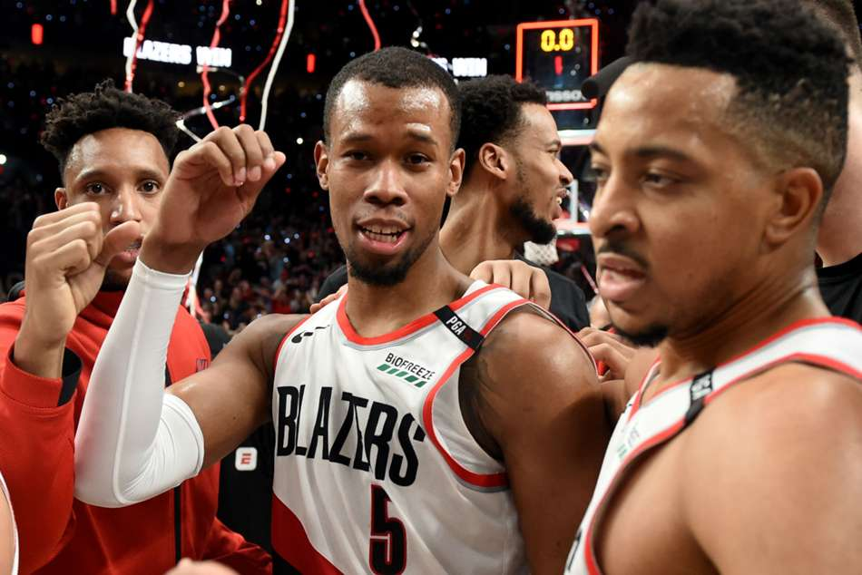 Nba Playoffs Trail Blazers Nuggets Fourth Overtime Bucks Beat Celtics