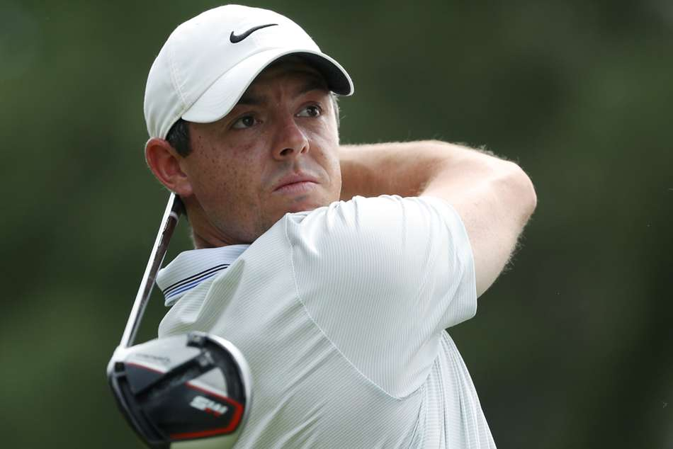 Rory McIlroy carded a three-under 68 at Quail Hollow Club on May 4