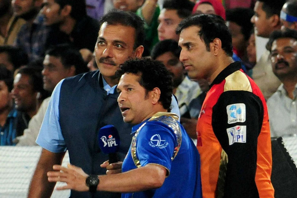 Tendulkar Laxman Summoned By Bcci Ombudsman