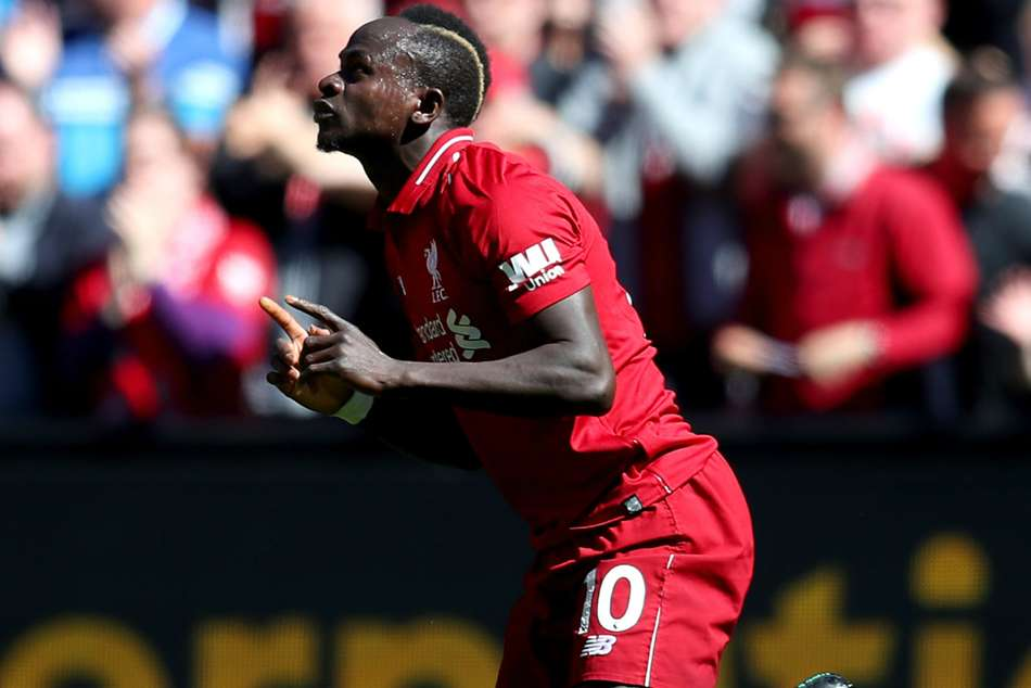 Liverpool 2 Wolves 0 Mane Double Not Enough To End 29 Year Title Drought