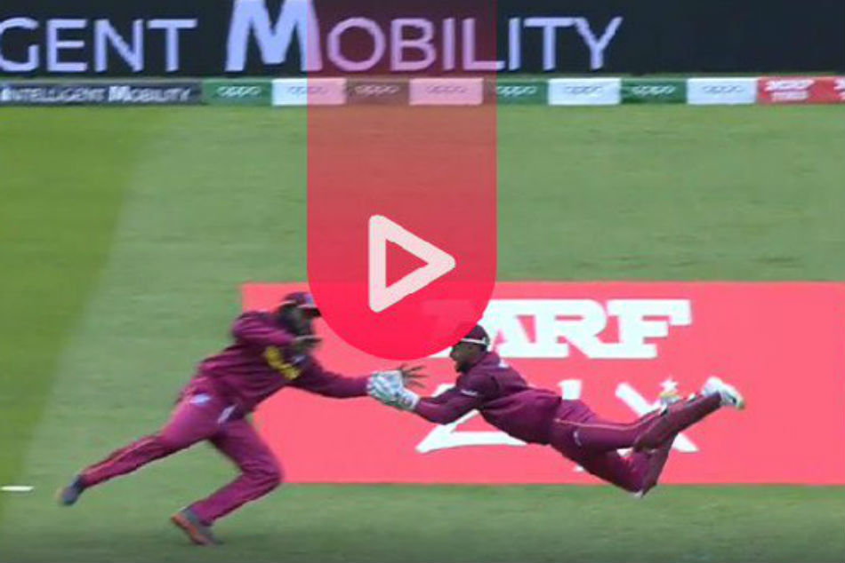 Cricket World Cup 2019 West Indies Vs Pakistan Shai Hope Takes A Blinder