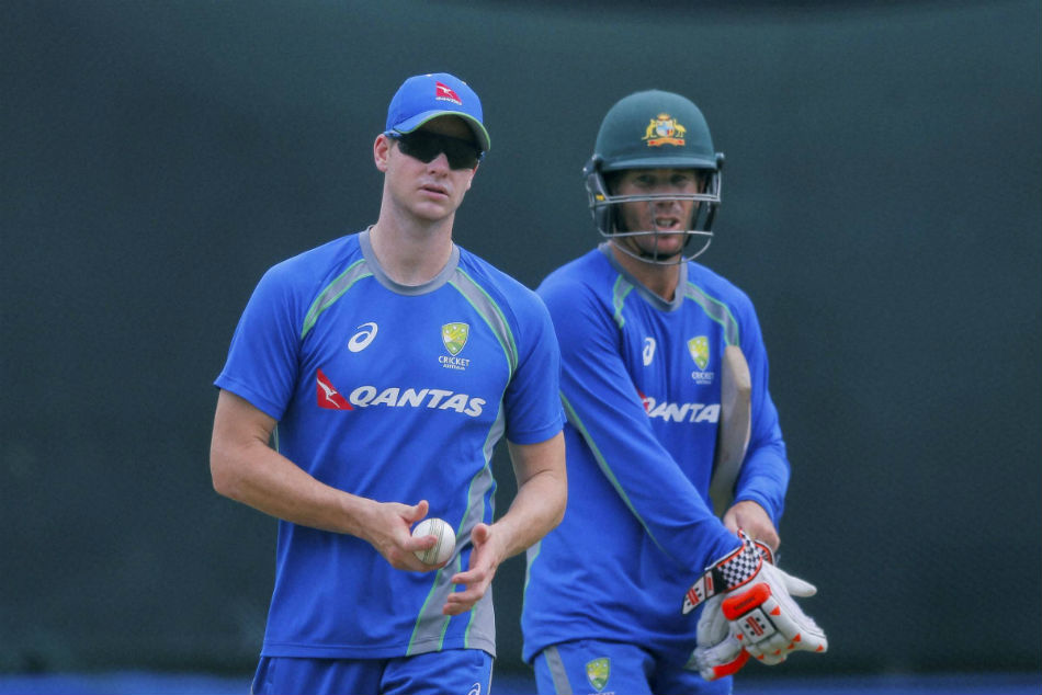 No Tension As Smith And Warner Back In Aussie Colours Langer