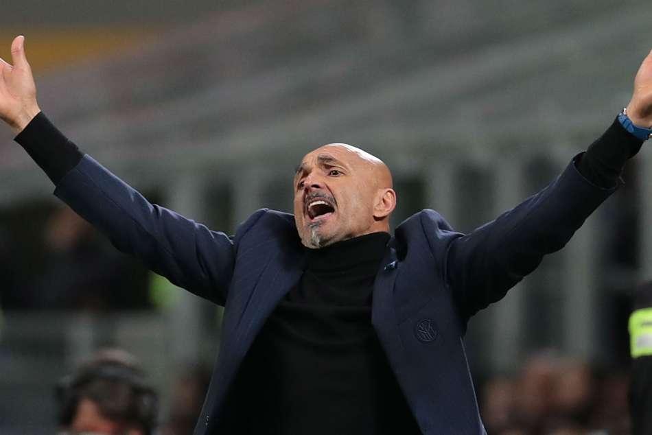 Luciano Spalletti Criticises Media Over Antonio Conte Inter Rumours
