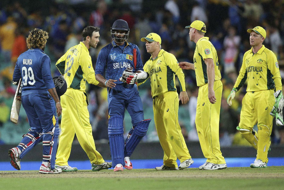 Cricket World Cup Head To Head Australia Have Beaten Sri Lanka 7 Times