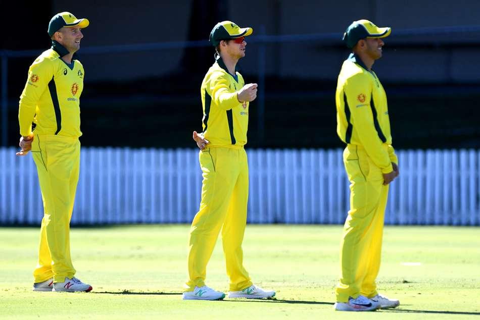 Steve Smith David Warner Back In Australia Colours