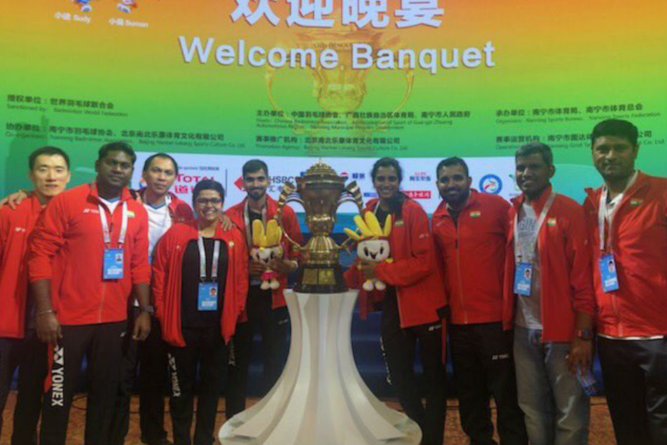 India Shuttlers Take On Malaysia Eye Knockout Stage At Sudiman Cup