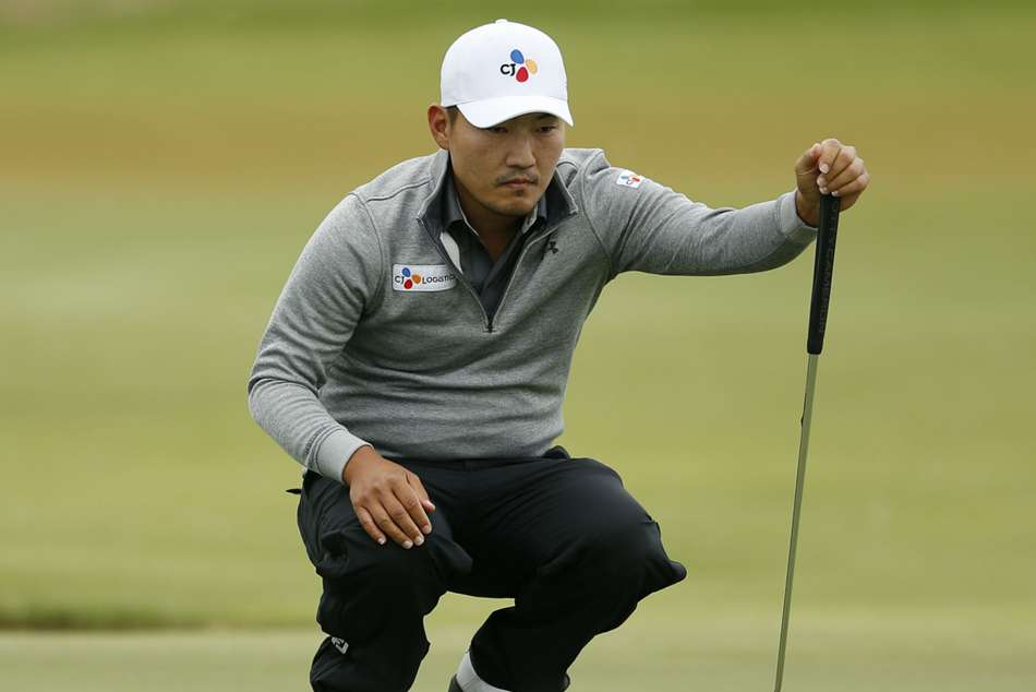 Att Byron Nelson Sung Kang Surges Lead 61 Round