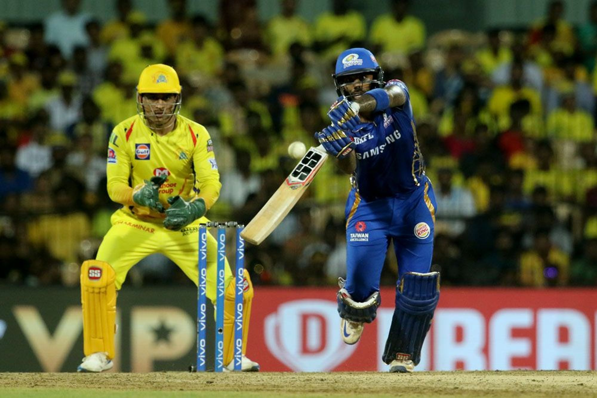IPL 2019: Qualifier 1: CSK Vs MI: Suryakumar, spinners guide dominant Mumbai Indians to final - As it happened