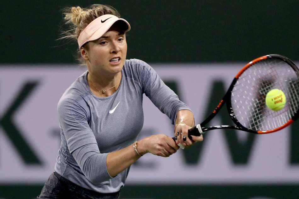 Svitolina Has No Expectations For French Open