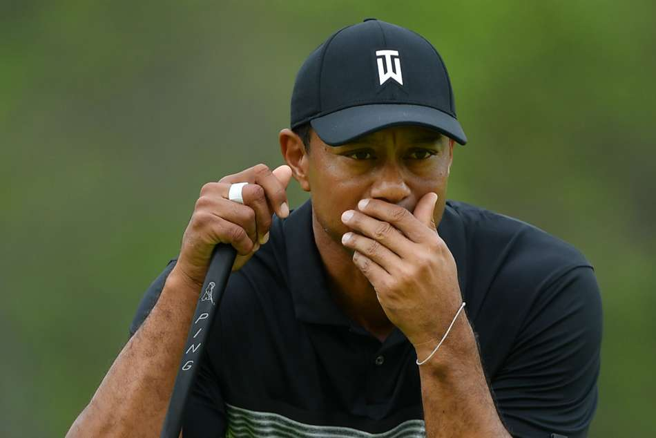 Usa Pga Championship Tiger Woods Misses Cut Bethpage Black