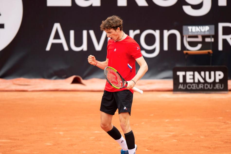 Matthew Ebden Andreas Seppi Geneva Open Ugo Humbert Impressive Lyon Open