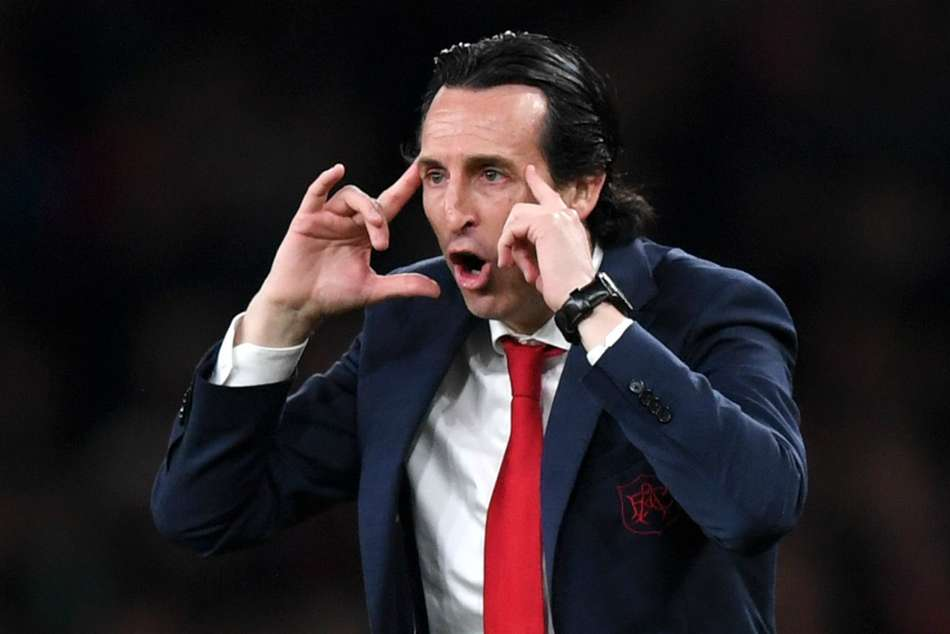 Arsenal Unai Emery Valencia Tie Still 50 50 Europa League Reaction