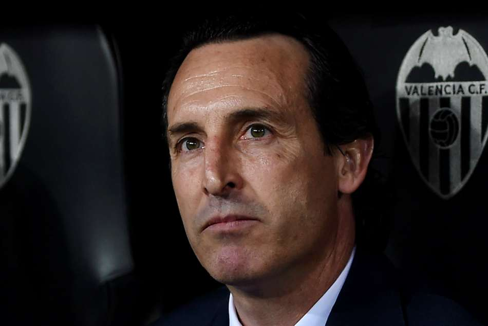 Unai Emery Arsenal Europa League Valencia Reaction