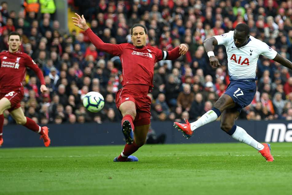 Champions League Final Liverpool Tottenham Combined Xi