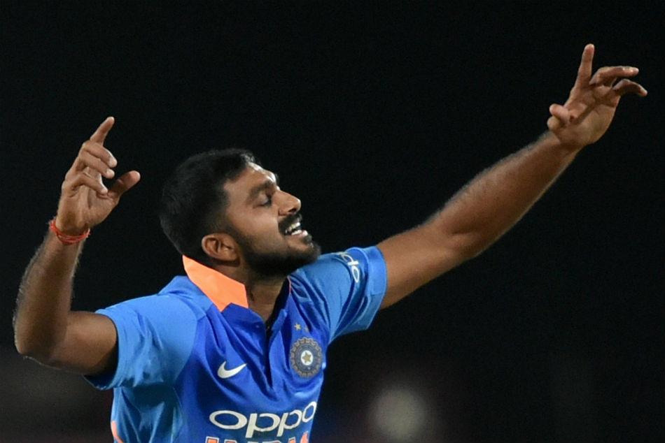 Icc Cricket World Cup 2019 Vijay Shankar Believes Team India Management Trust Motivates Him