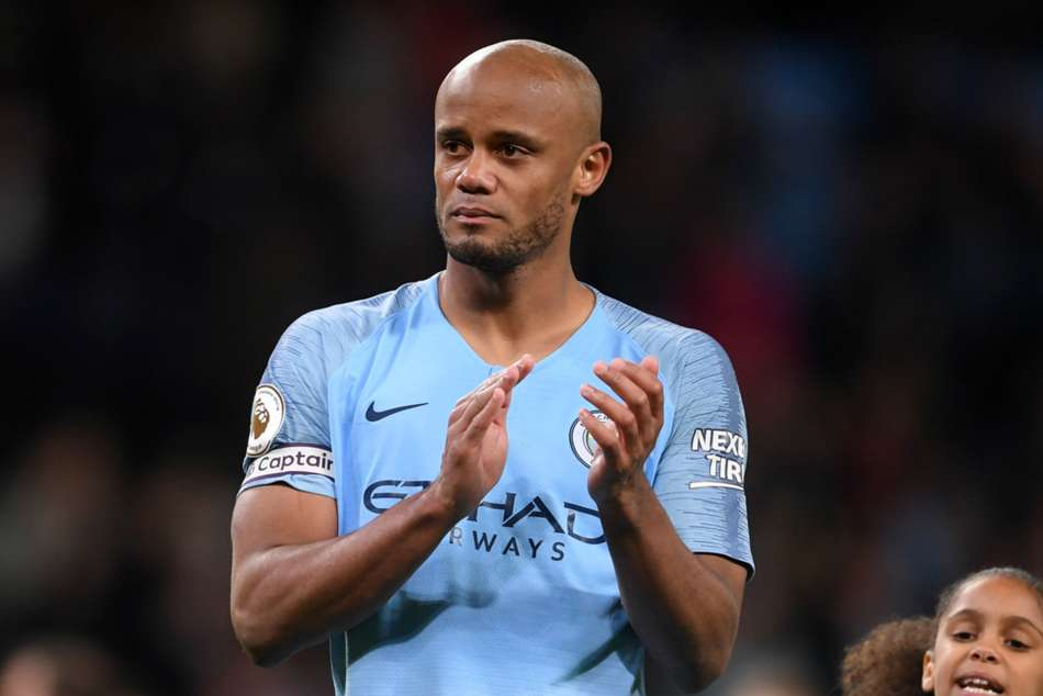 Vincent Kompany Scored Goals Like That Training Manchester City News