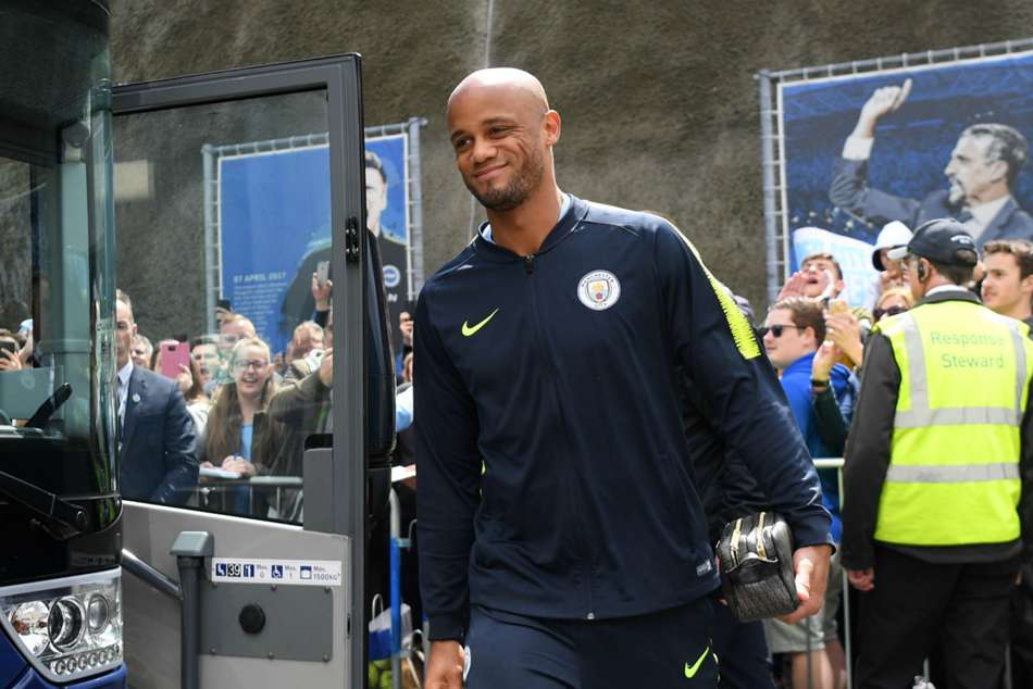 BREAKING NEWS: Kompany appointed as Anderlecht player-manager