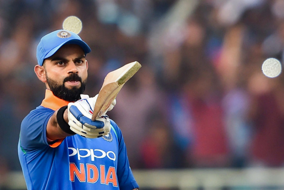 Big World Cup for Kohli