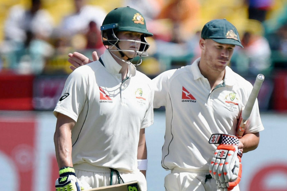 Steve Smith and David Warner were two of three players banned for ball tampering scandal