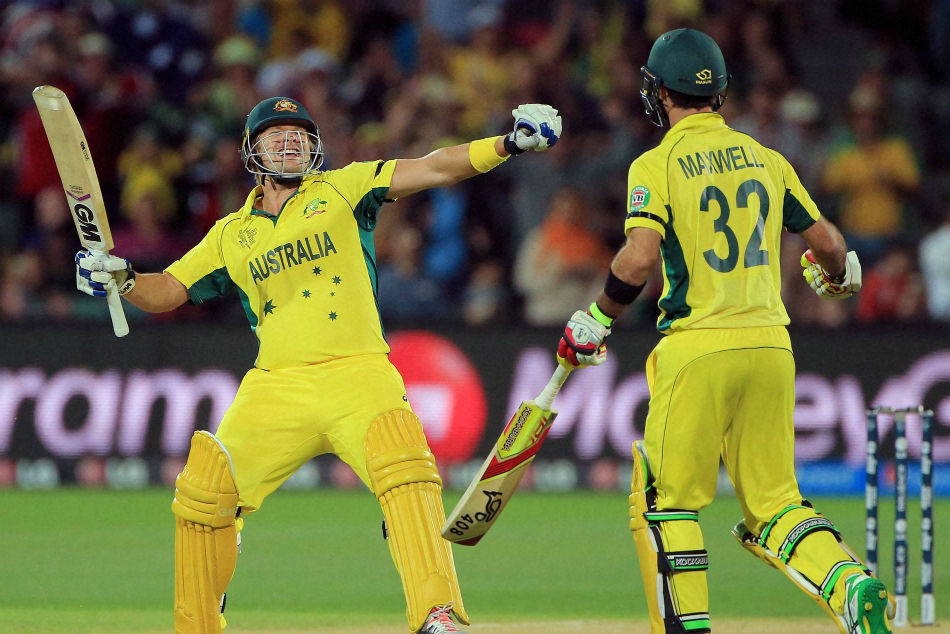 Wc Head To Head Australia Have Slight Edge Over Pakistan