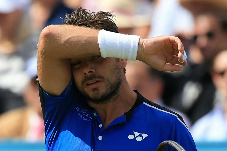 Wawrinka and Fucsovics upset in Geneva