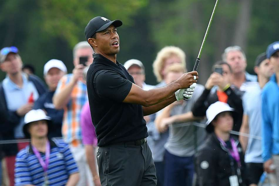 Tiger Woods Breaks Into Top Five Of World Golf Ranking