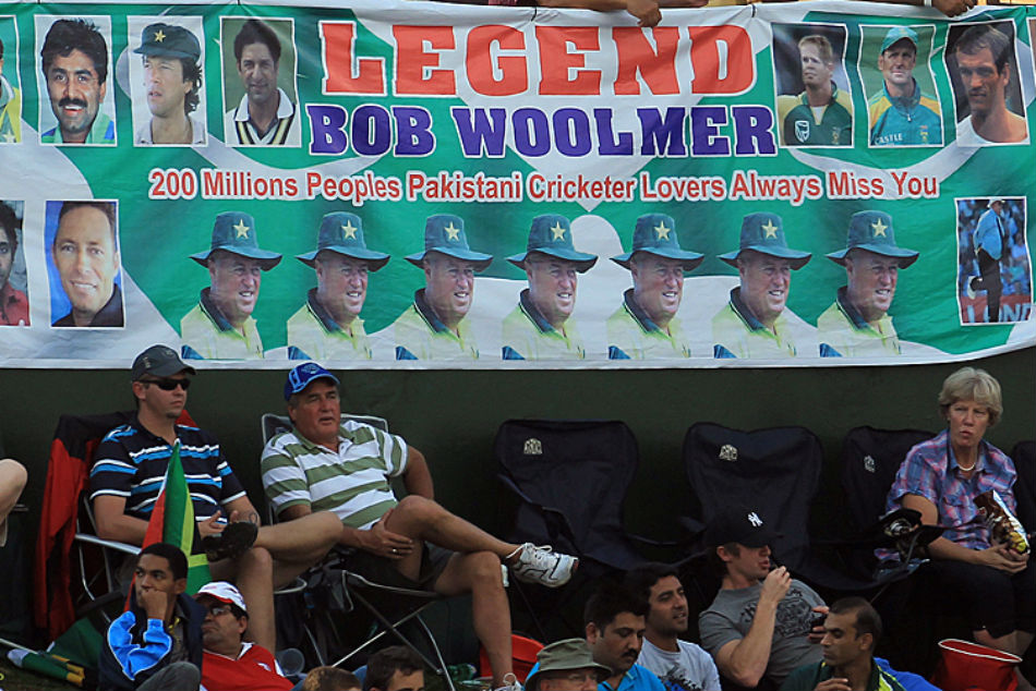 When Bob Woolmer Died Mysteriously During