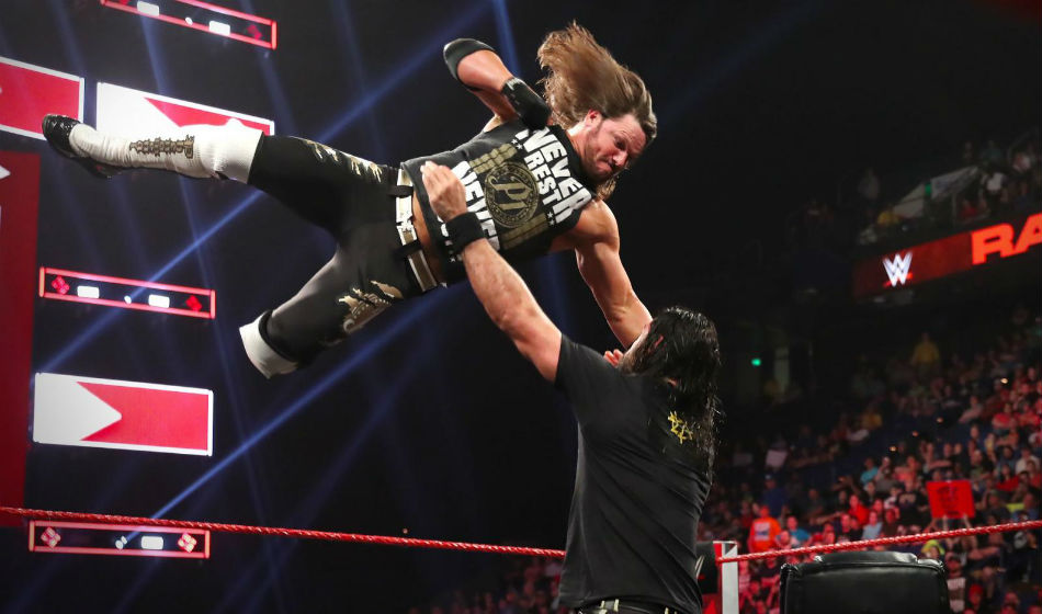 Why Wwe Booked Seth Rollins Vs Aj Styles Dream Match At Mitb