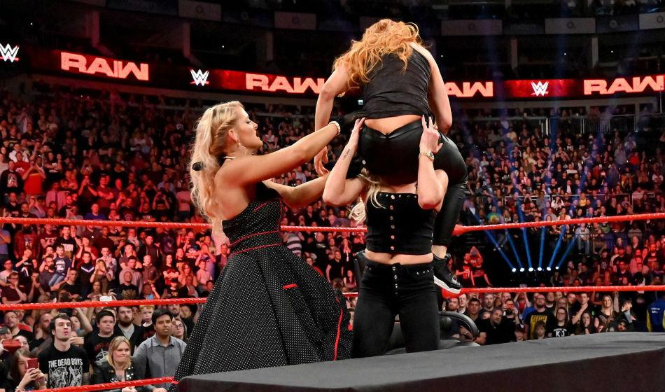 Wwe Monday Night Raw Results And Highlights May 13 2019