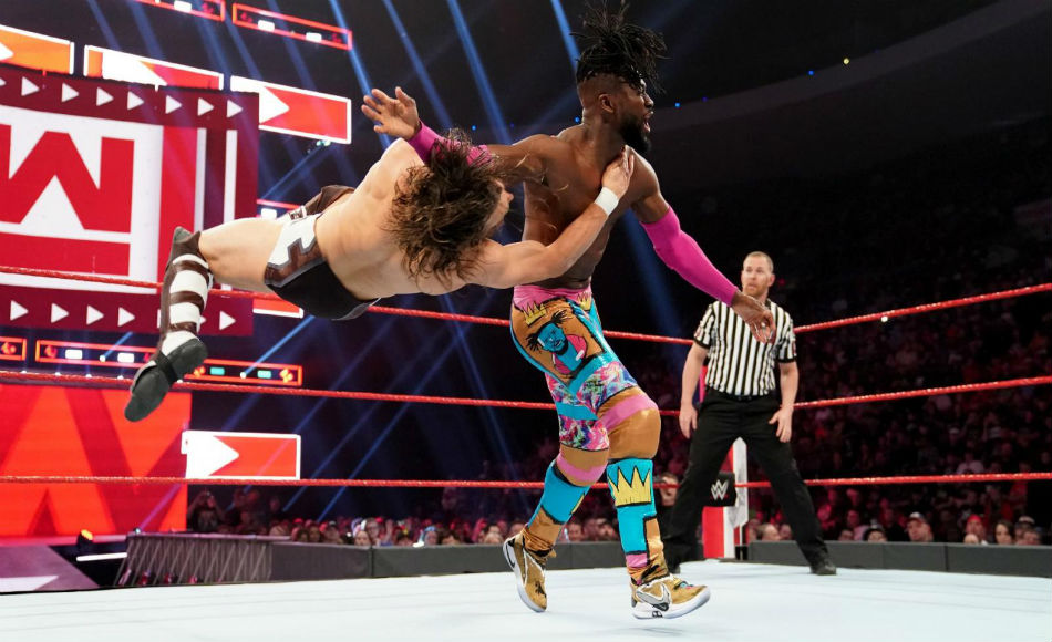 Wwe Monday Night Raw Results And Highlights May 6