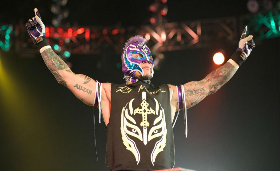 Legendary WWE Superstar Rey Mysterio wants to unmask himself!