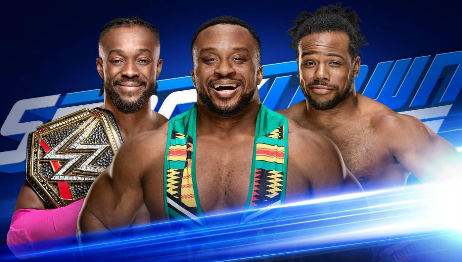 The New Day to reunite on Smackdown (image courtesy WWE.com)