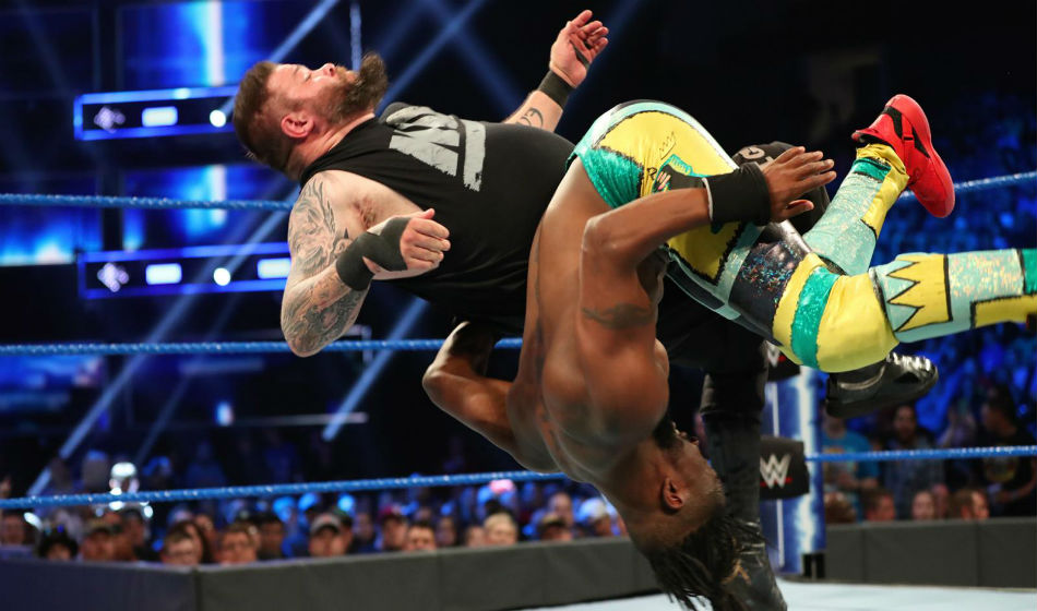 Wwe Smackdown Live Results And Highlights May 28