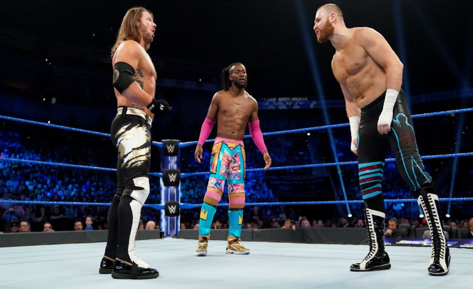Wwe Smackdown Live Results And Highlights May 7