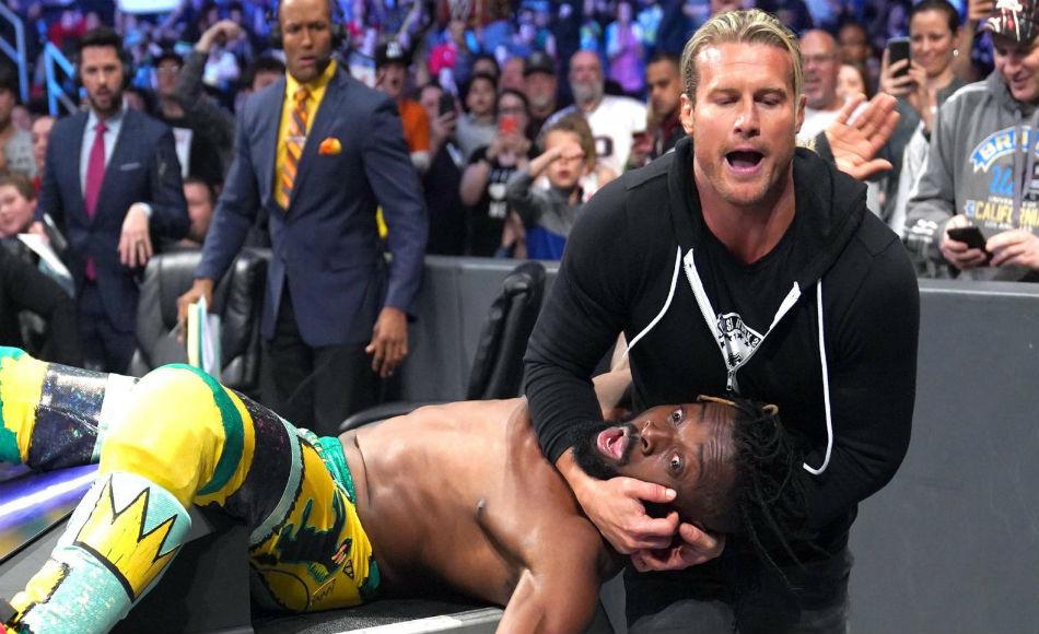 Shock Return Sets Up Wwe Championship Match At Super Showdown