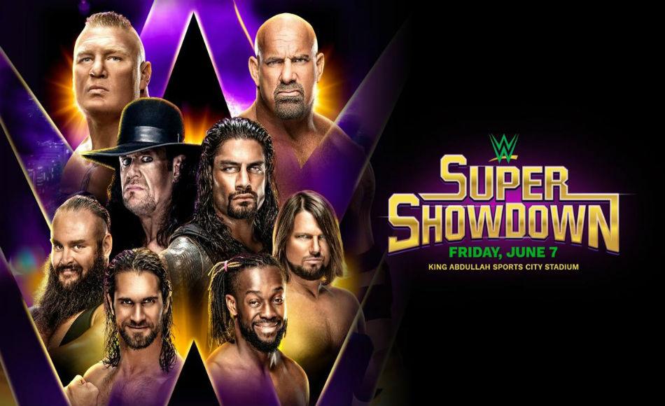 Goldberg Vs Undertaker Officially Announced For Wwe Super Showdown 2019