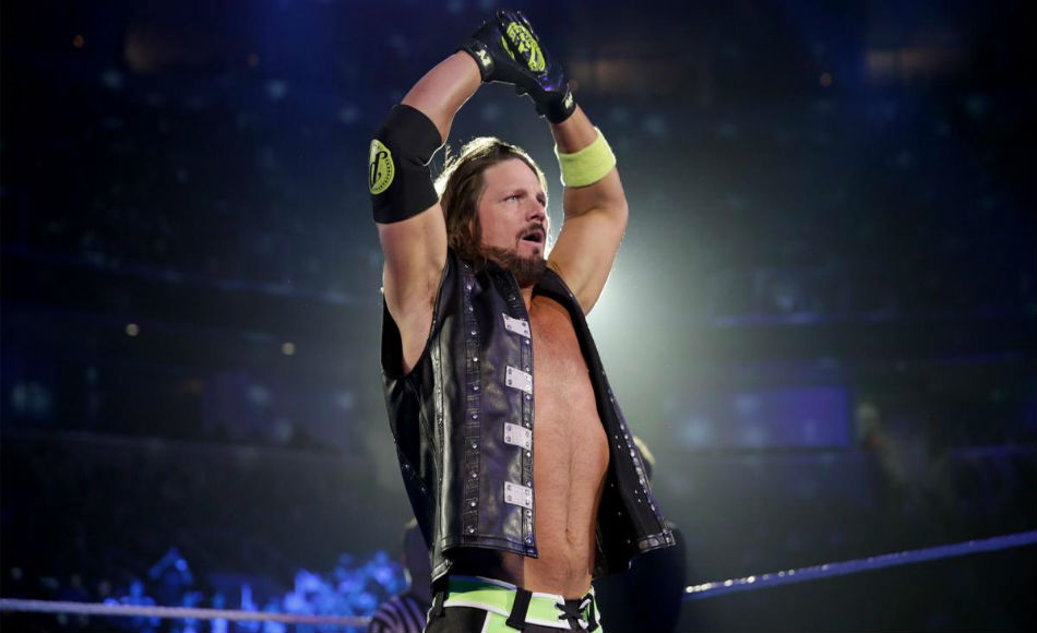Rumour Aj Styles To Take Time Off From Wwe