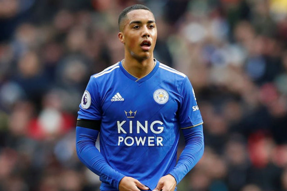 Manchester United Plan Move For Youri Tielemans