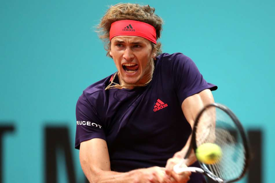 Atp Geneva Alexander Zverev Through Grigor Dimitrov Out