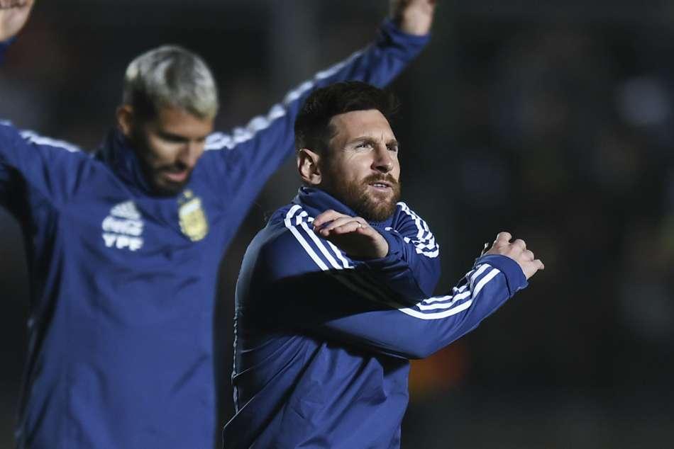 Argentina Colombia Copa America Lionel Messi Silverware