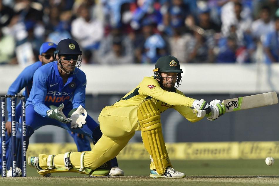 Icc World Cup 2019 Alex Carey Looks Forward To Clash Against India Calm Ms Dhoni