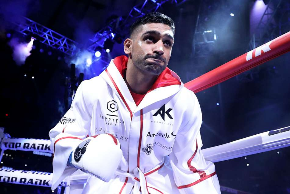 Amir Khan pondering boxing retirement
