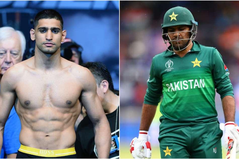 Amir Khan Pakistan Cricket World Cup